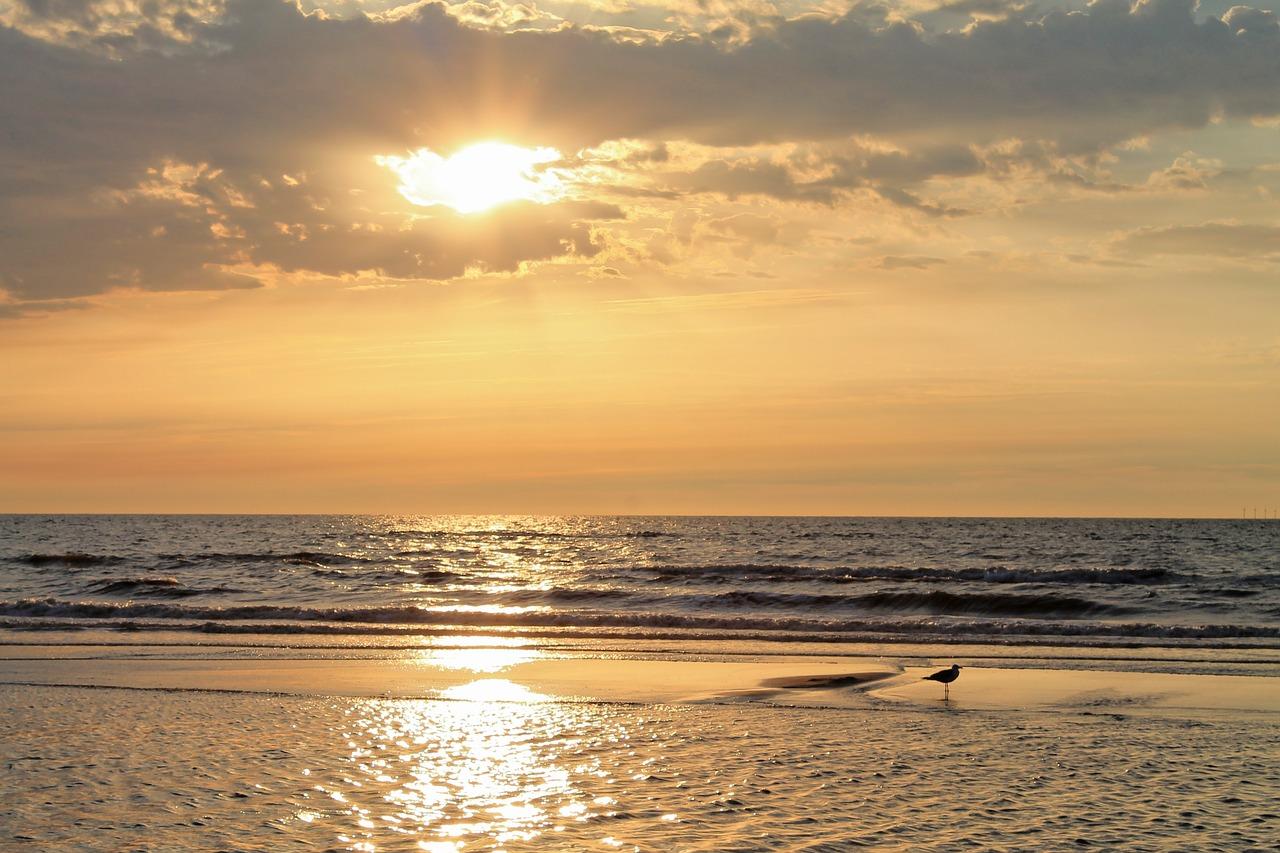 Leukste stranden Nederland: Katwijk