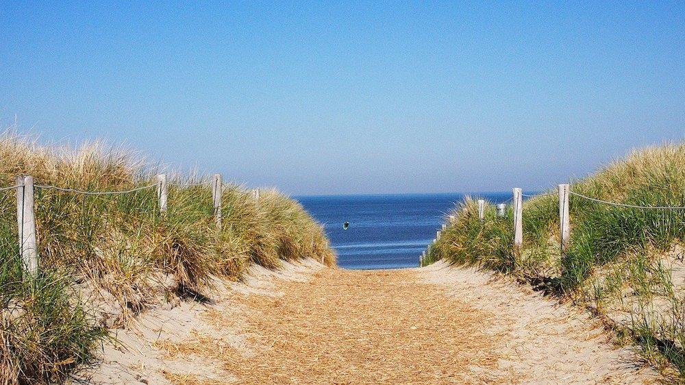 Leukste stranden Nederland: Texel