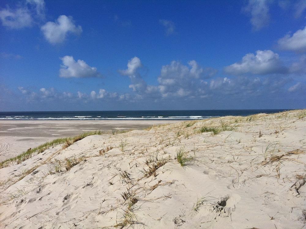 Leukste stranden Nederland: Vlieland