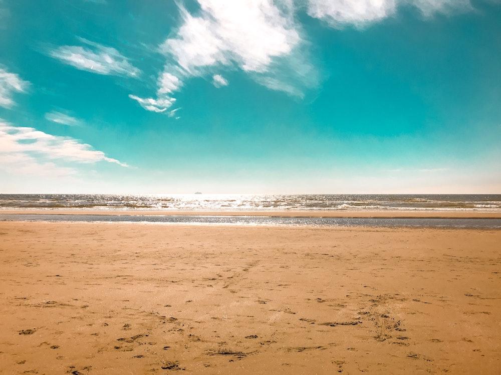 Leukste stranden Nederland: Wijk aan Zee