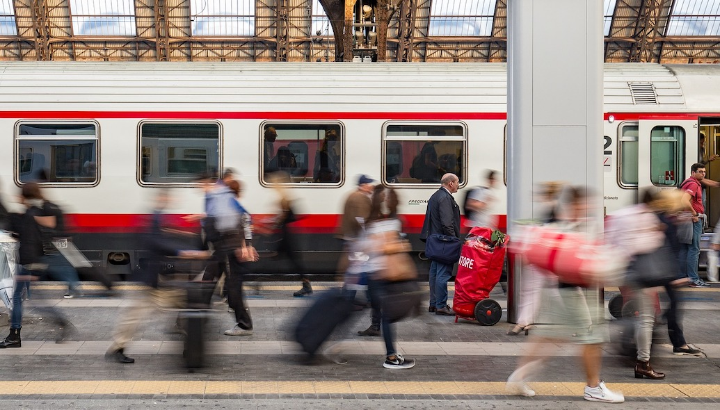 Openbaar vervoer Italië