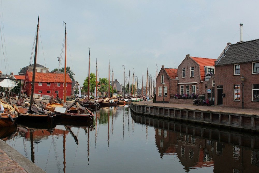 Wat te doen in Nederland: Spakenburg