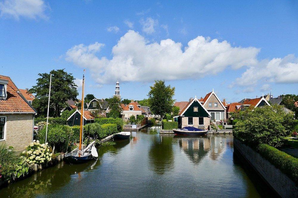 Wat te doen in Nederland: Hindeloopen