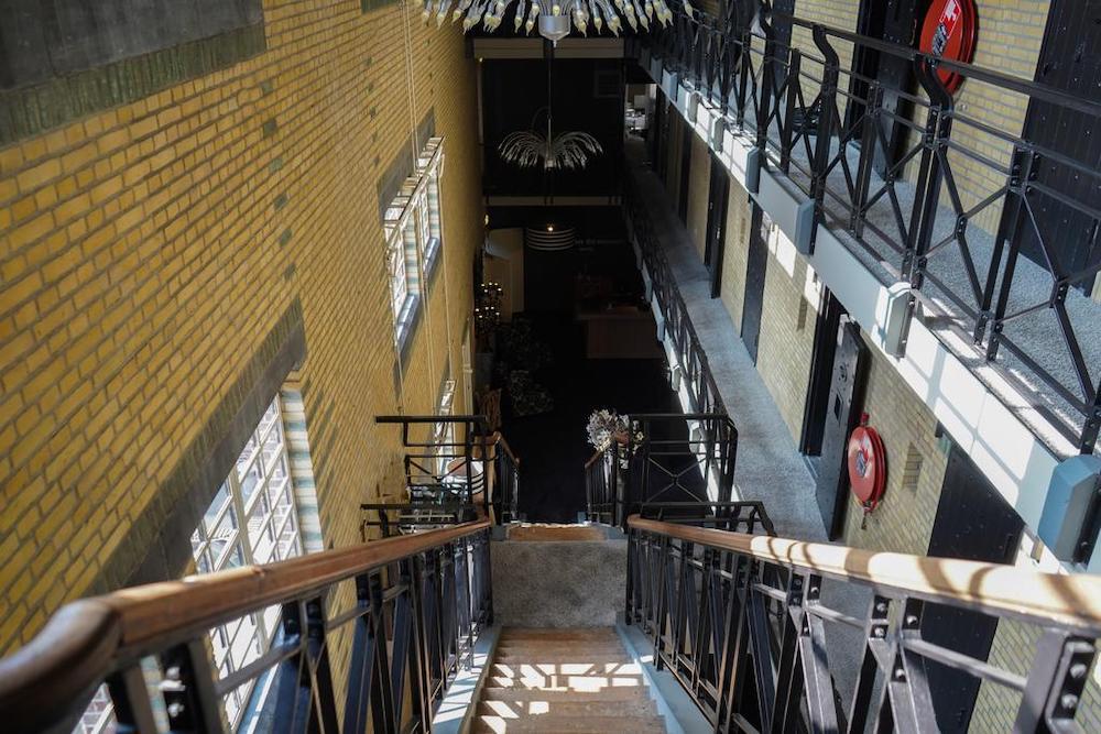 Bijzondere hotels Nederland: Huis van Bewaring Almelo
