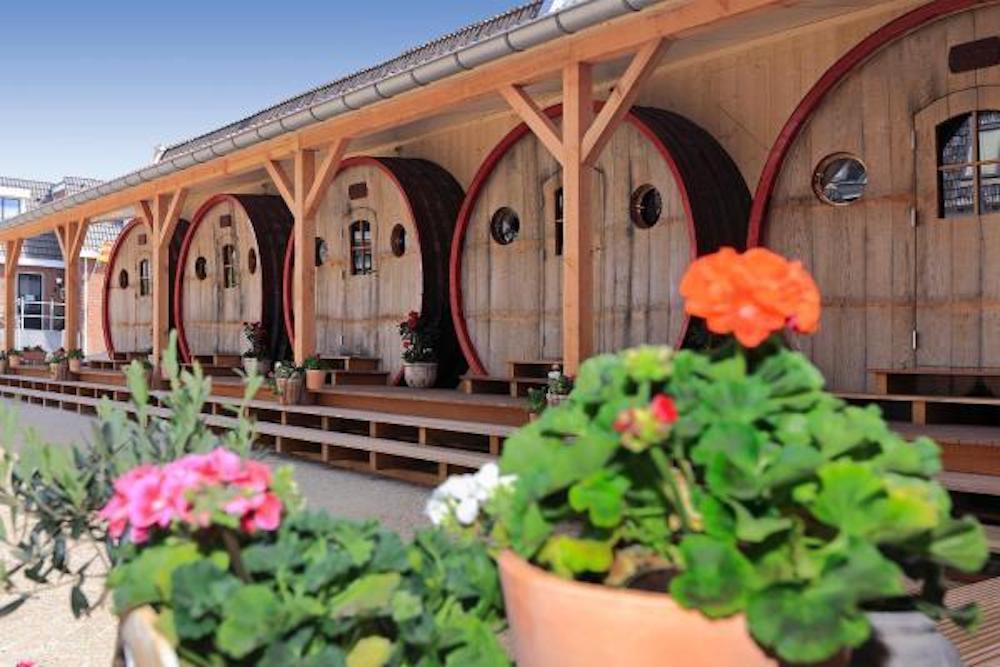 Bijzondere hotels Nederland: De Vrouwe van Stavoren