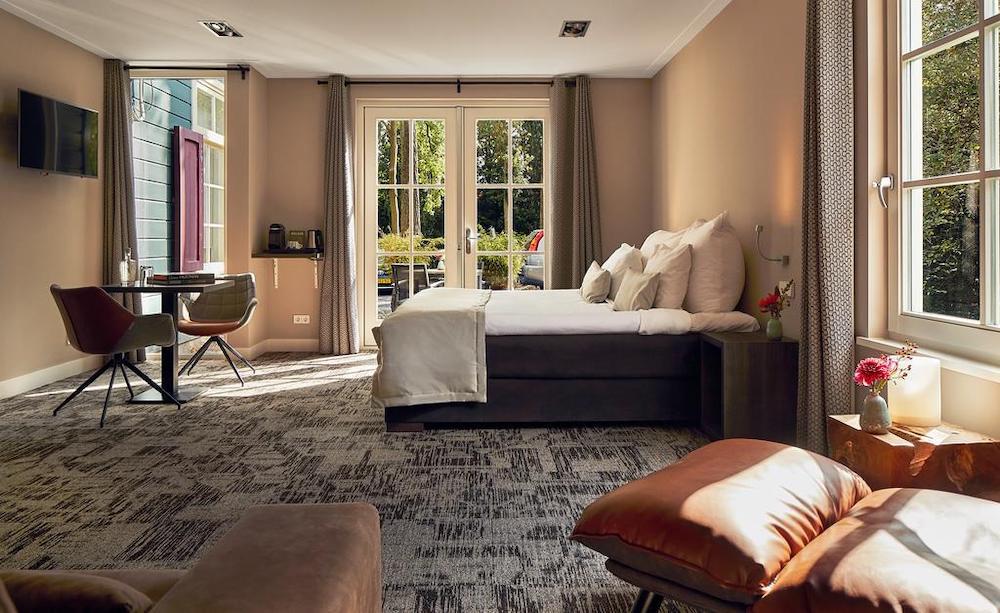 Bijzondere hotels Nederland: Fort Resort Beemster