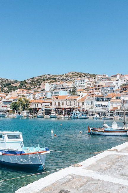 Doen op Samos