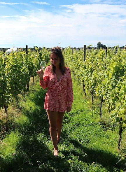 Wijntour Noord-Holland