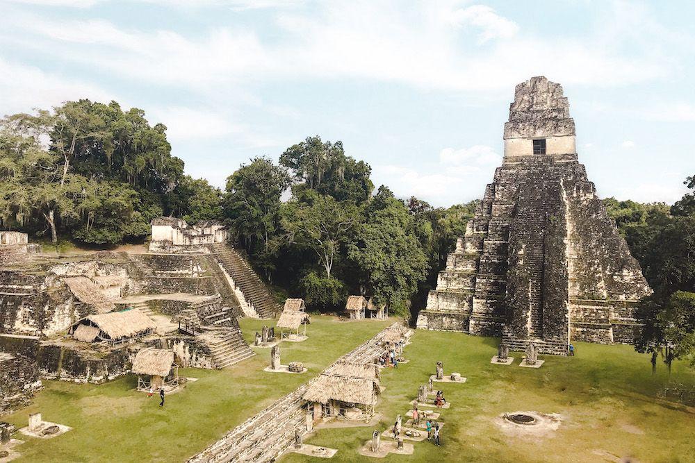 Hoogtepunten Guatemala: Tikal