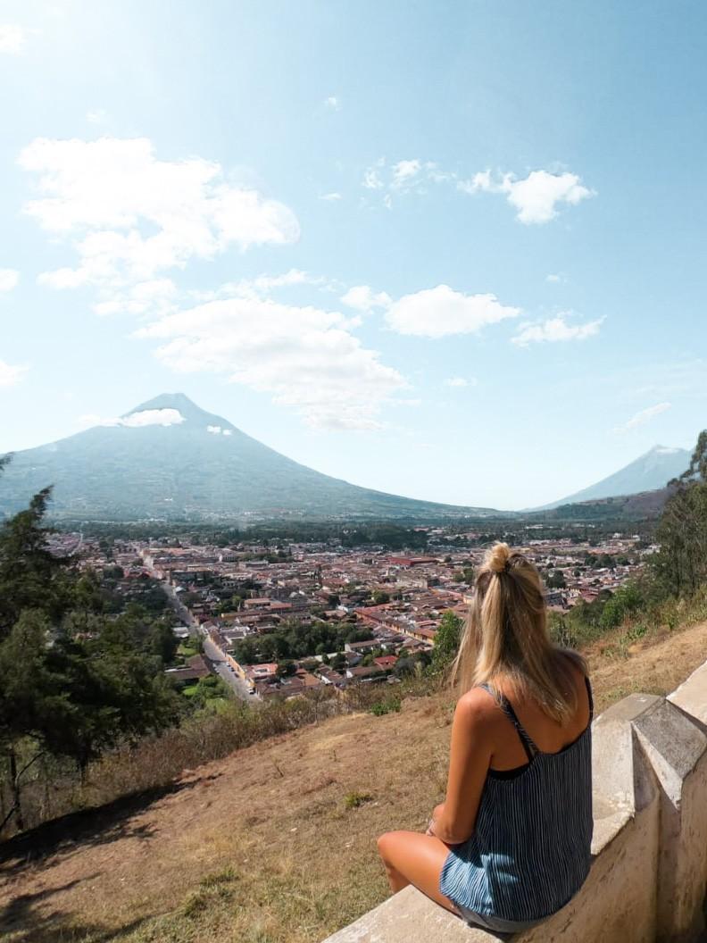 Hoogtepunten Guatemala: Antigua