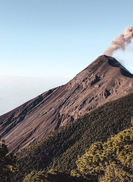 Acatenango vulkaan beklimmen