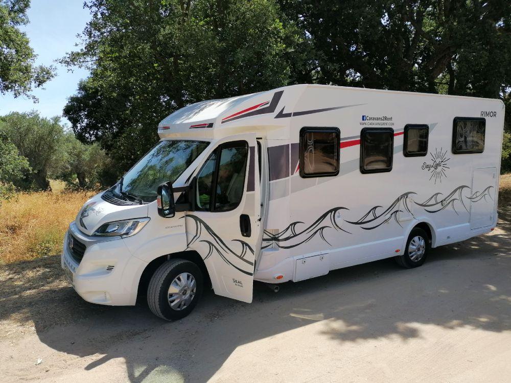 Caravan2rent