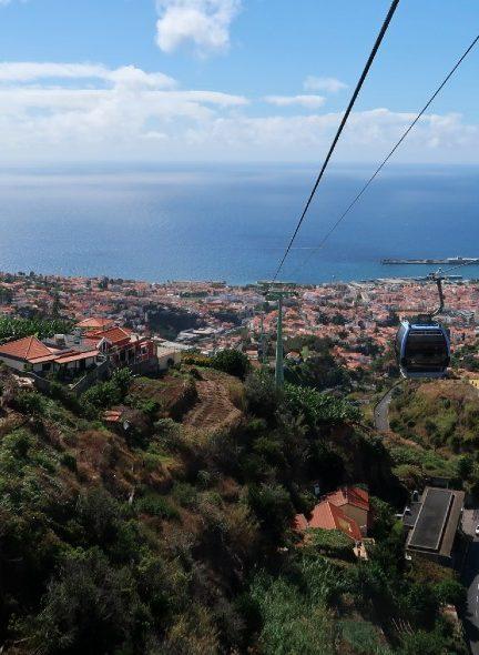 Madeira zonder huurauto