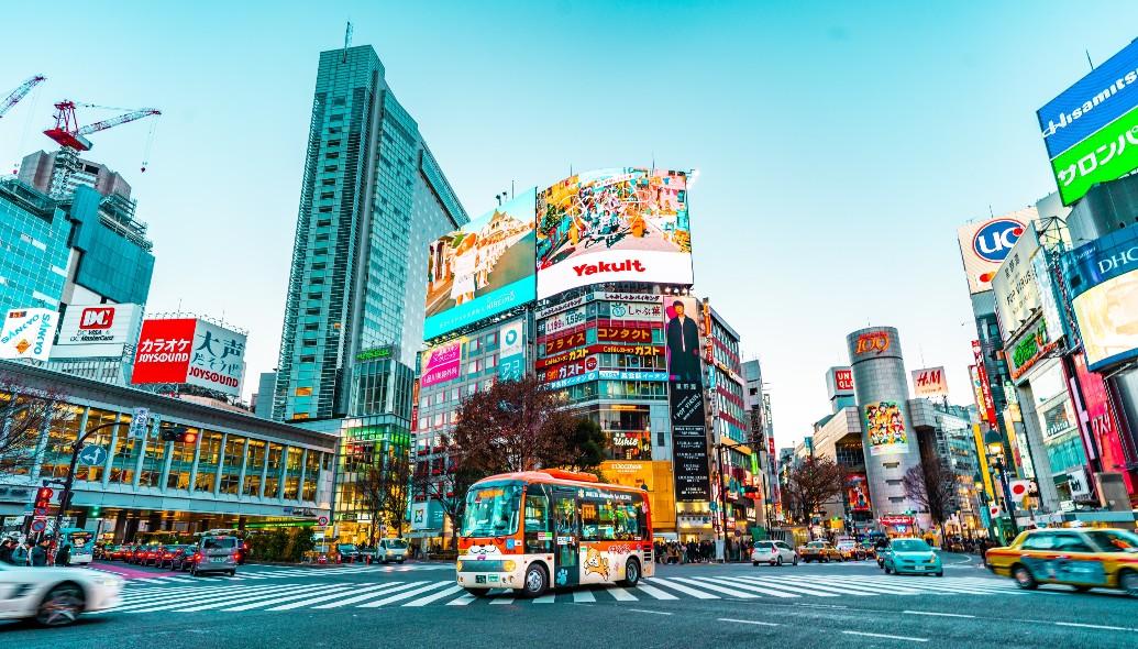 Bezienswaardigheden Tokyo