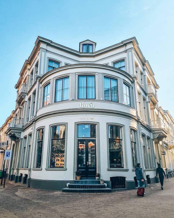 Wat te doen in Deventer: Hotel Finch