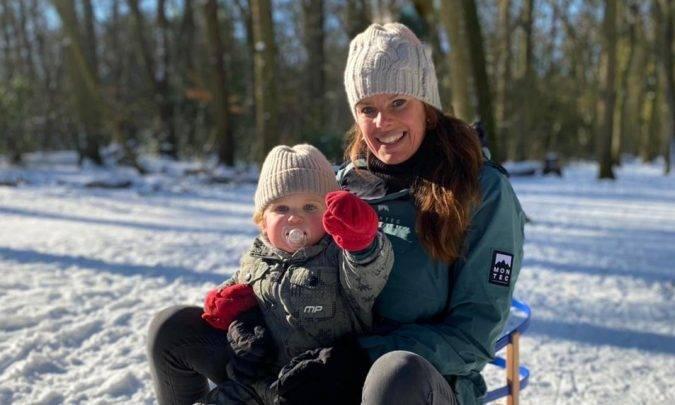 Tips wintersport met kleine kinderen