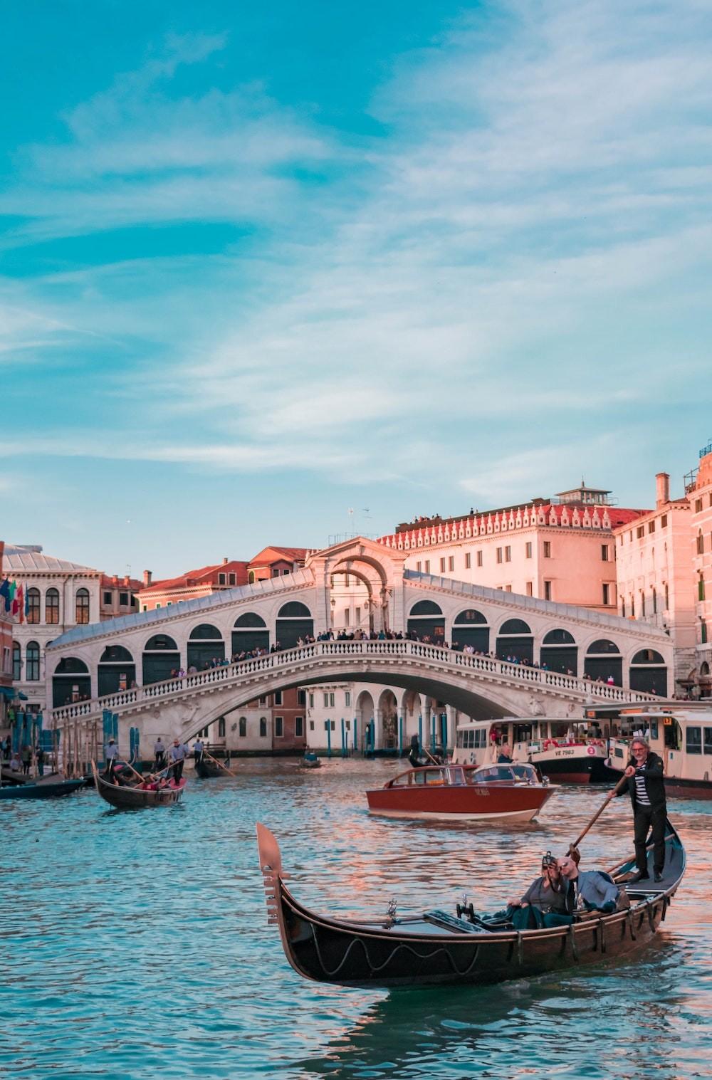 Leuke steden Italie: Venetië
