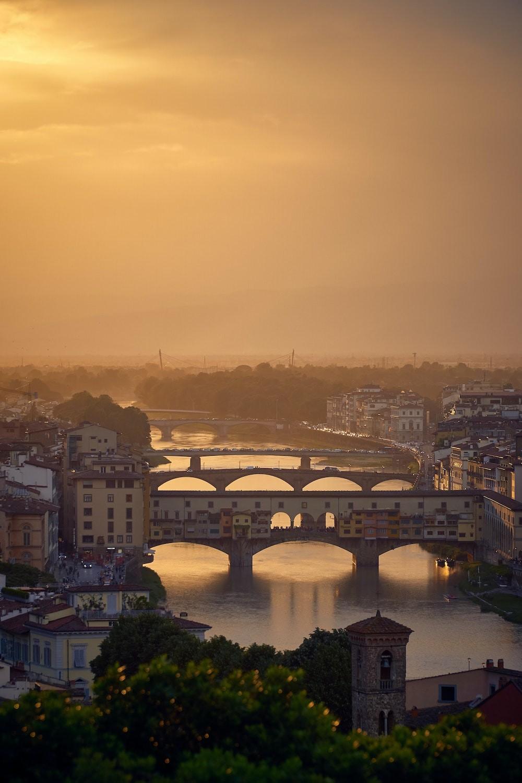 Leuke steden Italie: Florence