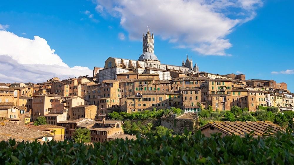 Leuke steden Italie: Siena