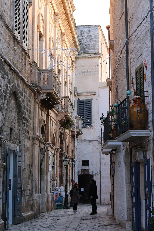 Leuke steden Italie: Bari