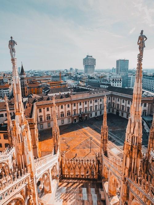 Leuke steden Italie: Milaan