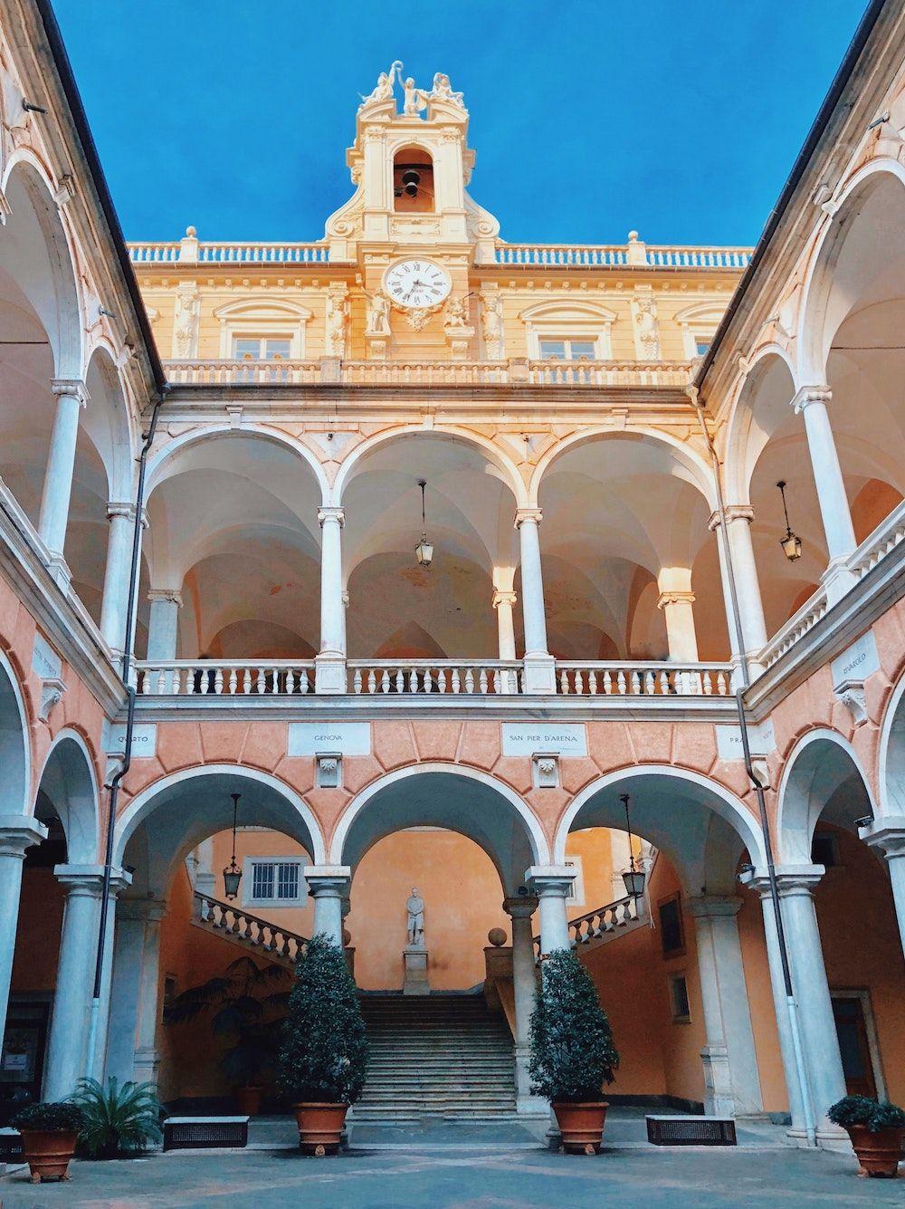 Leuke steden Italie: Genua
