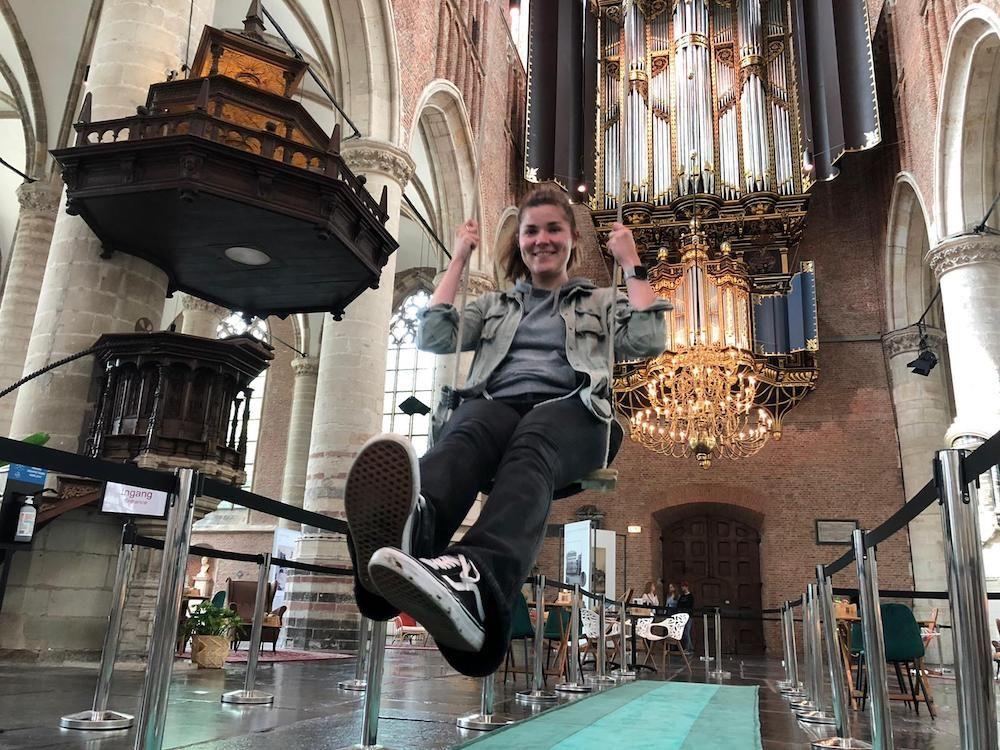 Wat te doen in Leiden: Pieterskerk