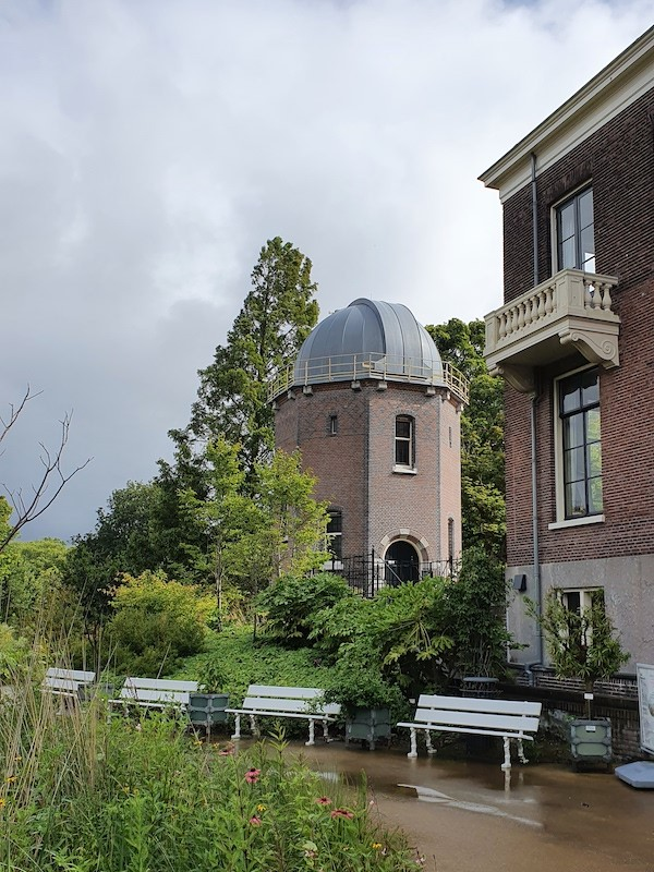 Wat te doen in Leiden: Hortus Botanicus