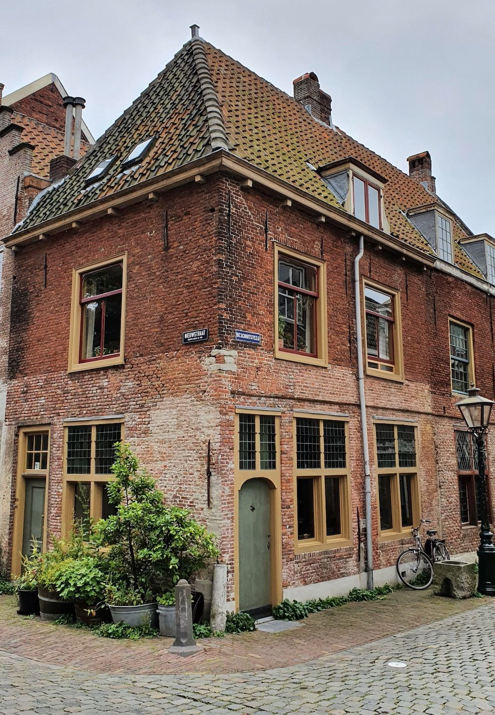 Wat te doen in Leiden: Leiden American Pilgrim Museum